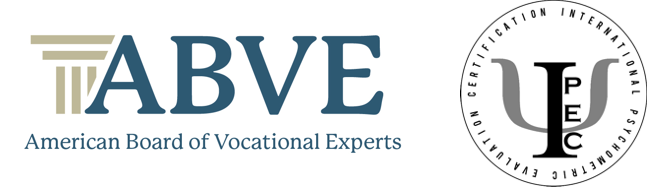 ABVE - American Board of Vocational Experts - IPEC